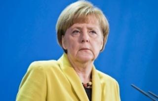 Almanya Başbakanı Merkel'den 'Türkiye'...