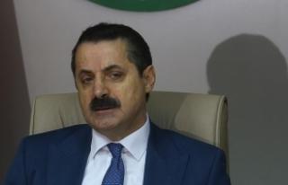 Faruk Çelik: Türkiye olmasaydı, Suriye'de...