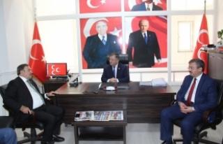 Bakan Eroğlu: Bahçeli'den Allah razı olsun
