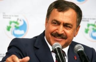 Bakan Eroğlu: Değişiklik Türkiye'nin istiklali...