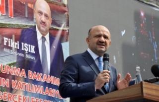 Bakan Işık: Kılıçdaroğlu'nun kendi de evete...