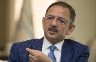 Özhaseki: CHP'lilerin şaşkınlıkları yüzlerine...