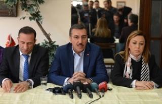 Bakan Tüfenkci: Galatasaray'ın almış olduğu...
