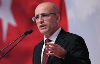 Başbakan Yardımcısı Şimşek'ten Halkbank...