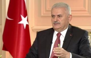 Başbakan Yıldırım: Kemal Bey dağıtmış vaziyette