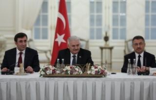 Başbakan Yıldırım: Türkiye artık engelli koşudan...