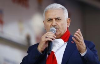 Başbakan Yıldırım: Türkiye'nin atılımları...
