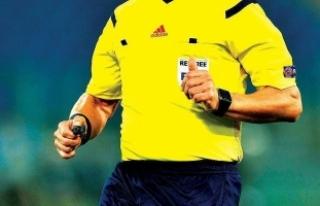 Beşiktaş-Olympiakos maçına İngiliz hakem