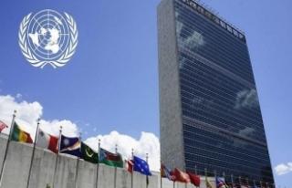 BM'den Rusya'daki muhalif gösterilerle...