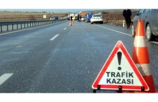 Bursa-Ankara karayolunda yolcu otobüsü devrildi:...