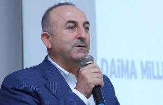 Çavuşoğlu Bulgar mevkidaşı ile görüştü