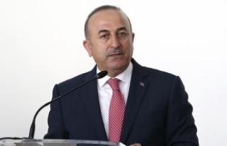 Bakan Çavuşoğlu'dan Hollanda'ya misilleme...