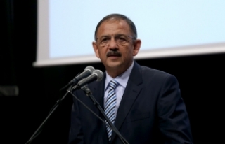 Çevre ve Şehircilik Bakanı Özhaseki: Hırsız...