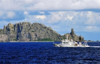 Çin'in Güney Çin Denizi'ni silahlandırdığı...
