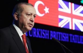 Cumhurbaşkanı Erdoğan: AB müzakereleri için referanduma...