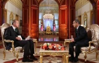 Cumhurbaşkanı Erdoğan: Galatasaray'da kararın...