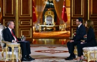 Cumhurbaşkanı Erdoğan: Hayır' diyen PKK'dır,...