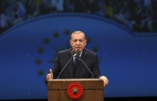 Cumhurbaşkanı Erdoğan: Huzurumuza kim musallat...