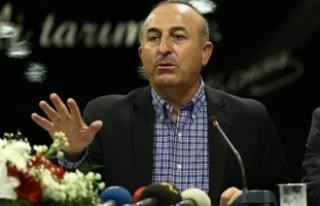 Dışişleri Bakanı Çavuşoğlu: Başörtülü kızlarımızın...