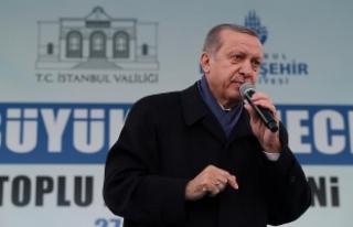 Erdoğan'dan Kılıçdaroğlu'na: İspat...
