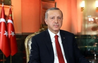 Erdoğan'dan yurt dışındaki vatandaşlara...