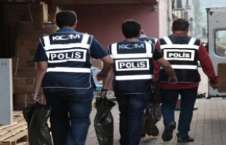 FETÖ'nün Ankara şehir yapılanmasına yönelik...