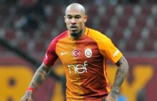 Galatasaray'da De Jong sakatlandı