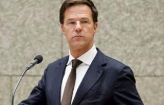 Hollanda Başbakanı'ndan Türkiye açıklaması