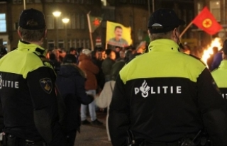 Hollanda ve Belçika'dan PKK'ya izin