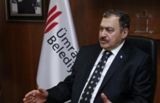 """Bakan Eroğlu: """"Dünya tarihinde böyle bir utanç..."""