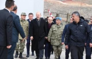 İçişleri Bakanı Soylu: Bütün inlerine girilmiştir,...
