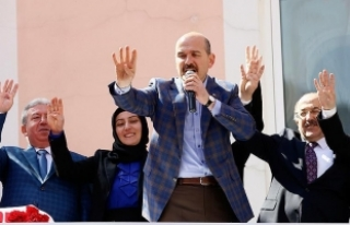 İçişleri Bakanı Soylu: Birbirine urganla bağlanmış...