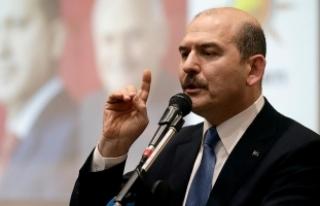 Soylu: Sen düşkünsün Kılıçdaroğlu, düşkünsün....