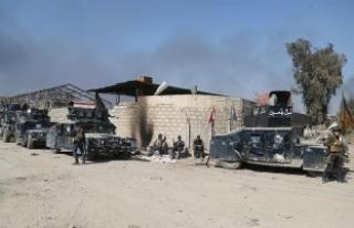 Irak güçleri Musul'da iki mahalleyi daha DEAŞ'tan...