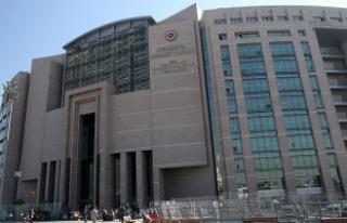 İstanbul Adliyesinde 'rüşvet' soruşturmasında...