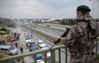 İstanbul girişlerinde 'Kurtkapanı 2'...