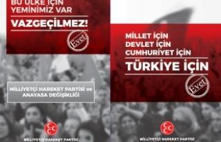 İşte MHP'nin halk oylaması kitapçığı