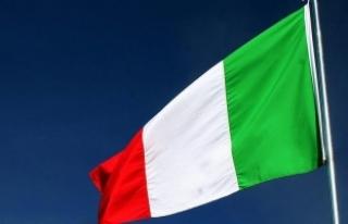 İtalya'ya refakatsiz gelen çocuk göçmenler...