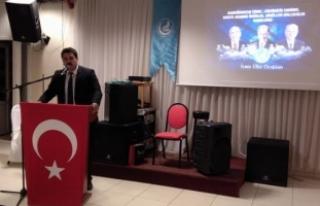 İzmir'de Görev Yapmış Ülkü Ocakları Başkanları:...
