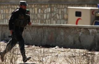Kabil'de askeri hastaneye saldırı: 3 ölü,...