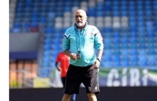 Karaman: İki maç kaderimizi belirleyecek