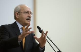 Kılıçdaroğlu: Almanya'ya kızıyorsun daha...