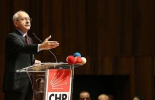 Kılıçdaroğlu: Avrupa'da bile gerilim ortamı...