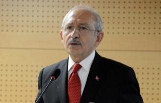 Kılıçdaroğlu: Bu anayasa değişikliği dipsiz...