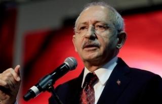 Kılıçdaroğlu: Kimse korkudan konuşamıyor