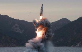 Kuzey Kore: Füze denemeleri ABD üslerine karşı...