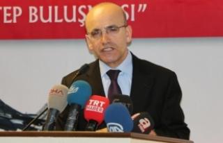 Mehmet Şimşek: Anayasa değişikliği; ikinci, üçüncü...