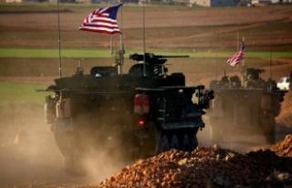 Menbiç'teki ABD Zırhlıları İlk Kez Bu Kadar...