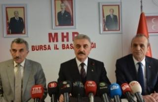 MHP'li Büyükataman: Rüzgâr eken fırtına...