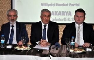 MHP'li Günal: En büyük hakemin yüce Türk...